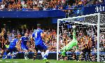 Chelsea FC 2-0 Hull City (England Premier League 2013-2014, round 1)