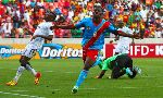 Ghana 2-2 Democratic Rep Congo (CAN-cup 2013, round 1)