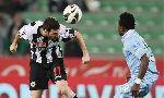 Udinese 1-0 Lazio (Italian Serie A 2012-2013, round 33)