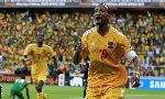Zambia 1-1 Ethiopia (CAN-cup 2013, round 1)