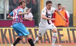 Catania 1-1 Palermo (Italian Serie A 2012-2013, round 33)