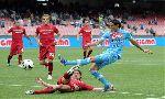 Napoli 3-2 Cagliari (Italian Serie A 2012-2013, round 33)