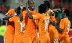 Cote D Ivoire 2-1 Togo (CAN-cup 2013, round 1)