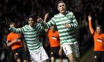 Celtic 4-0 Dundee United (Highlights đá bù vòng 2, giải VĐQG Scotland 2012-13)