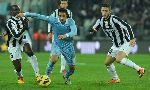 Juventus 1-1 Lazio (Highlights bán kết lượt đi, Cúp QG Italia 2012-13)