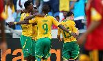 South Africa 2-0 Angola (CAN-cup 2013, round 1)