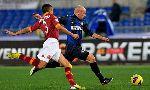 AS Roma 2-1 Inter Milan (Highlights bán kết lượt đi, Cúp QG Italia 2012-13)