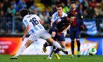 Malaga 2-4 Barcelona (Highlights tứ kết lượt về, Cúp Nhà Vua TBN 2012-13)