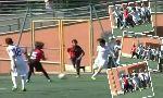 MÃN NHÃN: Xem cầu thủ nhí biểu diễn kỹ thuật lừa bóng kiểu rabona cực điêu luyện