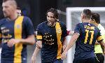 Hellas Verona 2-1 AC Milan (Italian Serie A 2013-2014, round  1)