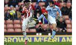 Stoke 0-1 Manchester City (Highlights vòng 4, cúp FA 2012-13)