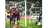 Juventus 1-1 Genoa (Italian Serie A 2012-2013, round 22)