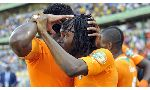 Cote D Ivoire 3-0 Tunisia (CAN-cup 2013, round 1)