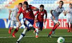 U20 Chile 1-1 U20 Anh (Highlights bảng E, VCK World Cup U20 2013)