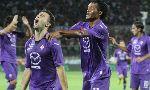 Fiorentina 2-1 Catania (Italian Serie A 2013-2014, round 1)