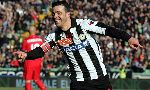 Udinese 1-0 Siena (Italian Serie A 2012-2013, round 22)