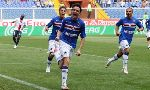 Sampdoria 6-0 Pescara (Italian Serie A 2012-2013, round 22)