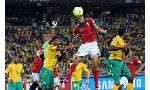 South Africa 2-2 Morocco (CAN-cup 2013, round 1)