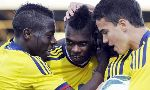 U20 El Salvador 0-3 U20 Colombia (Highlights bảng C, VCK World Cup U20 2013)