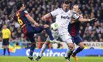 Real Madrid 1-1 Barcelona (Highlights bán kết lượt đi, Cúp Nhà Vua TBN 2012-13)
