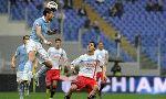 Lazio 2-1 Catania (Italian Serie A 2012-2013, round 30)