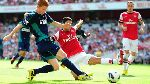 Arsenal 0-0 Sunderland (England Premier League 2012-2013, round 1)
