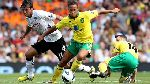 Fulham 5-0 Norwich City (England Premier League 2012-2013, round 1)