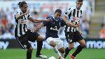 Newcastle 2-1 Tottenham Hotspur (England Premier League 2012-2013, round 1)