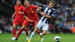 West Bromwich(WBA) 3-0 Liverpool (England Premier League 2012-2013, round 1)
