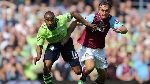 West Ham United 1-0 Aston Villa (England Premier League 2012-2013, round 1)