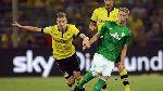 Borussia Dortmund 2-1 Werder Bremen (German Bundesliga 2012-2013, round 1)