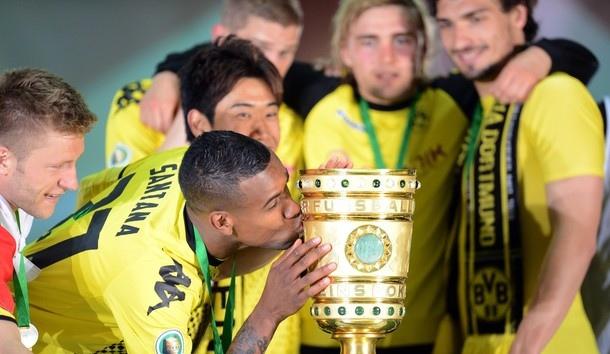 Bây giờ hoặc là không có gì đâu Dortmund