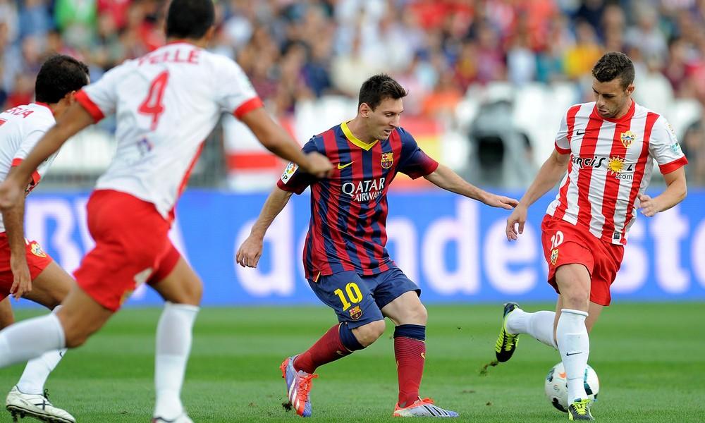 Nhận định trước trận Almeria vs Barcelona