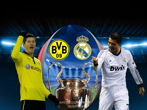 dortmund real madrid