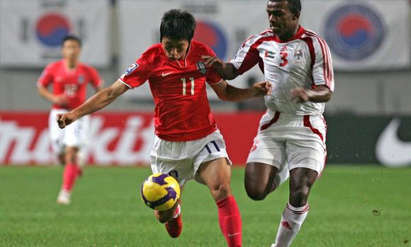 Kèo thơm miễn phí Hàn Quốc vs UAE