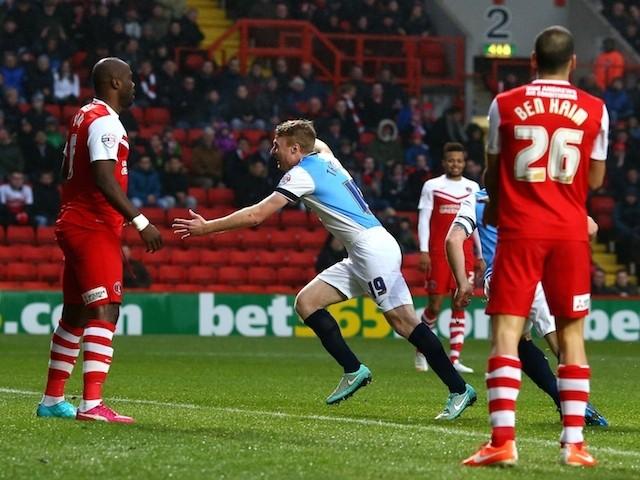 Blackburn Rovers vs Charlton