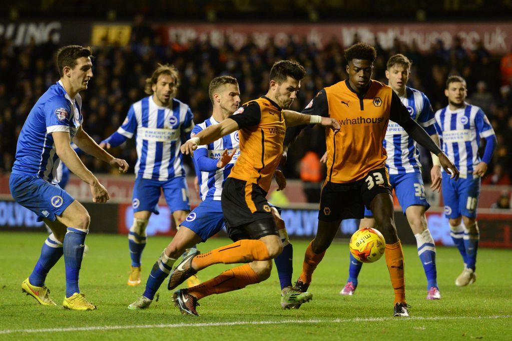 Wolves vs Brighton & Hove Albion