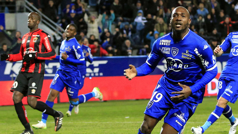 Bastia vs Nice