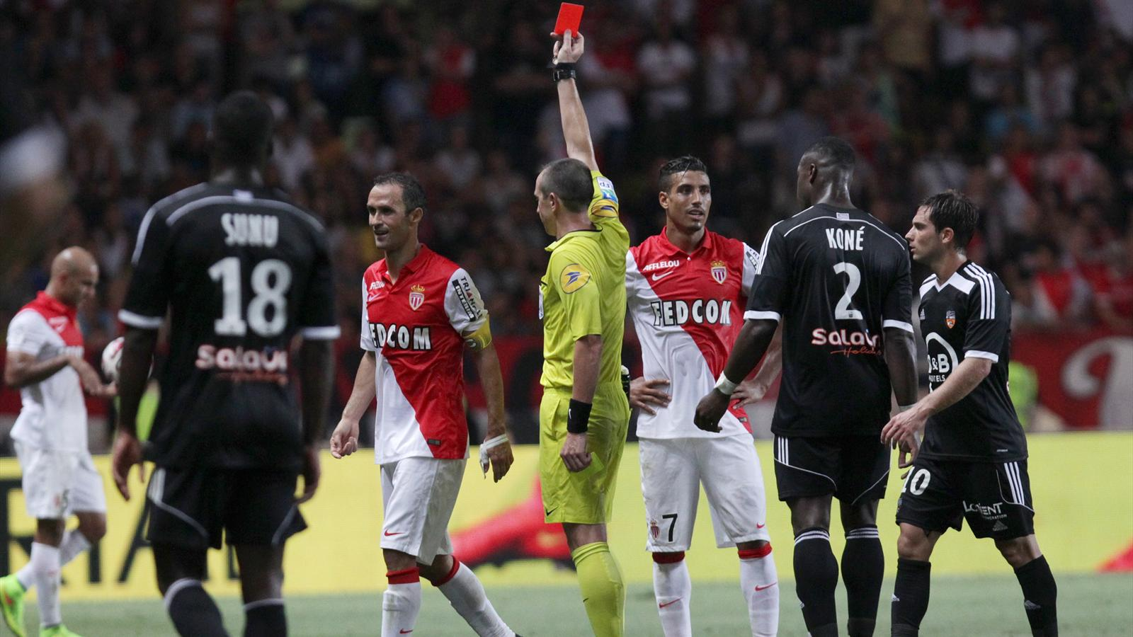 Monaco vs Lorient