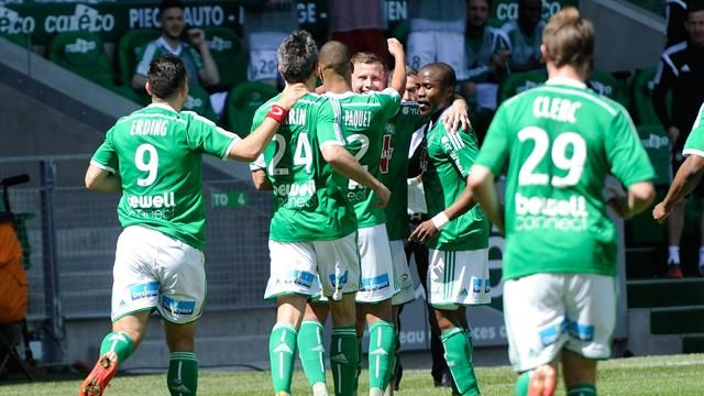 Saint-Etienne vs Nantes