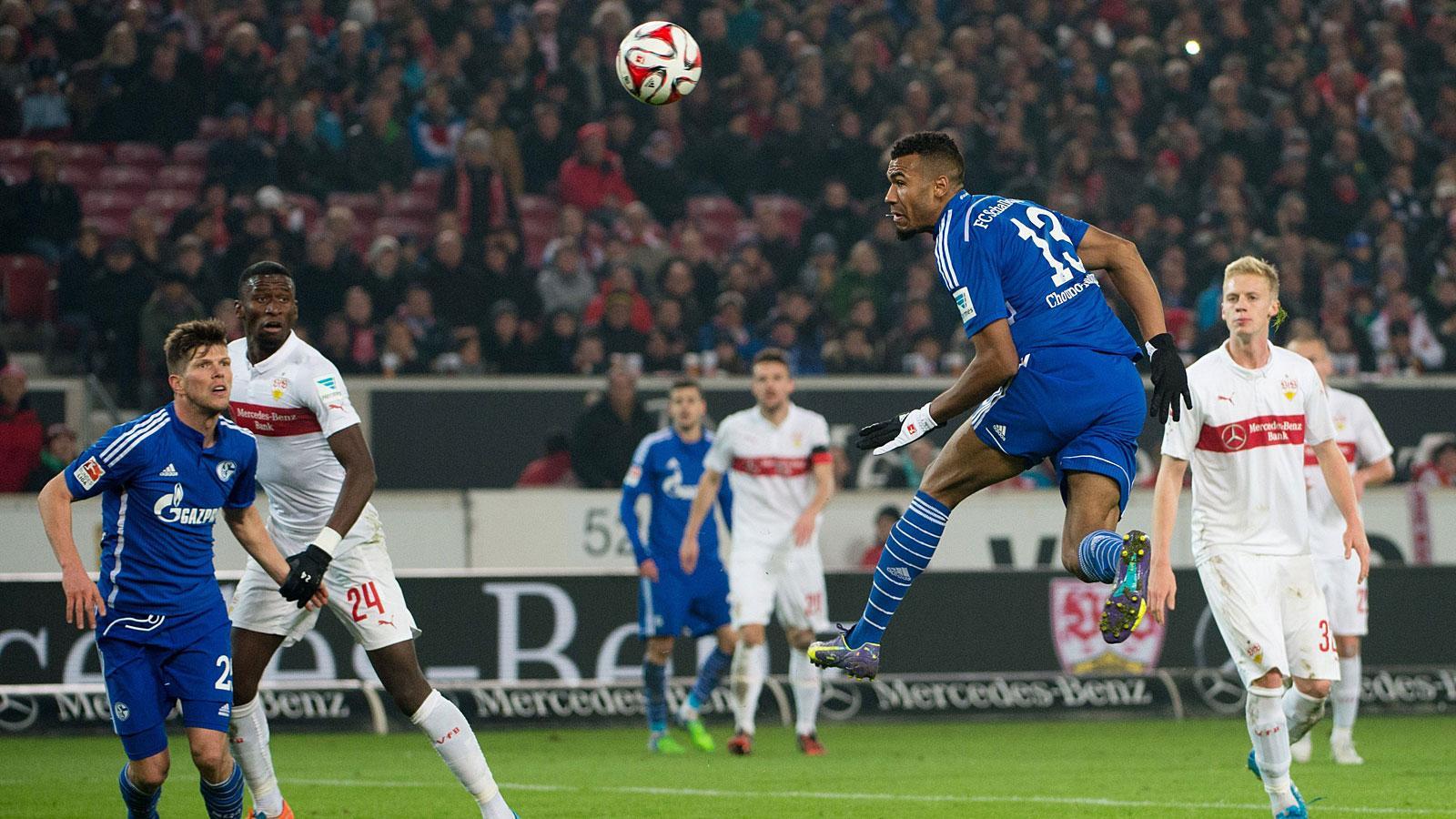 VfB Stuttgart vs Schalke 04