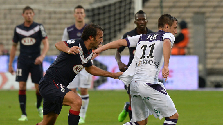 Bordeaux vs Toulouse