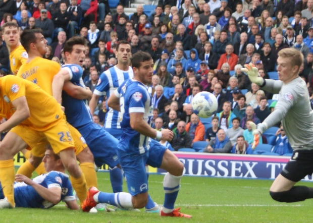 Preston North End vs Brighton & Hove Albion