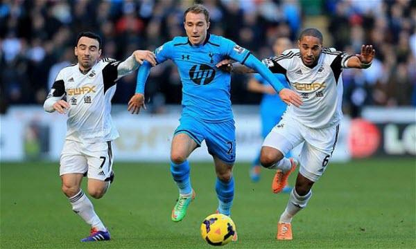 Image Result For Swansea Vs Tottenham Ibongda