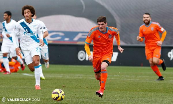 Nhận định & phân tích trận Valencia vs Zenit 01h45, ngày 17/09