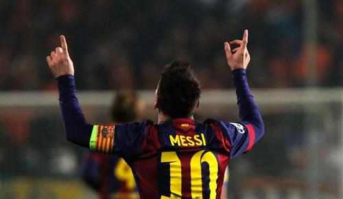 APOEL Nicosia 0 - 4 Barcelona (Cúp C1 Champions League 2014-2015, vòng bảng)