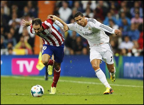 Atletico Madrid 0 - 0 Real Madrid (Cúp C1 Champions League 2014-2015, vòng Quarter Final)