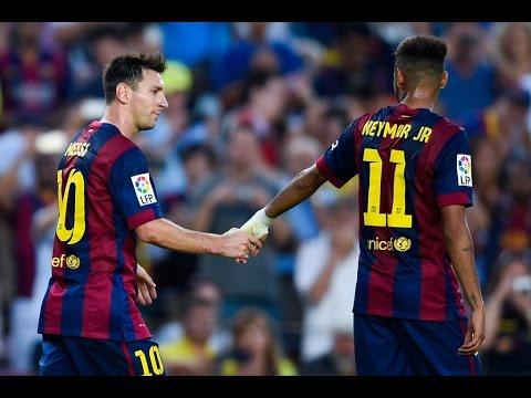Barcelona 3 - 0 Bayern Munich (Cúp C1 Champions League 2014-2015, vòng Semifinal)