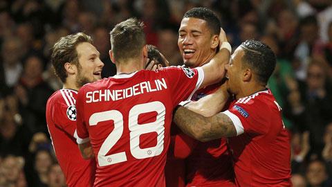 Manchester United 2 - 1 Wolfsburg (Cúp C1 Champions League 2015-2016, vòng bảng)
