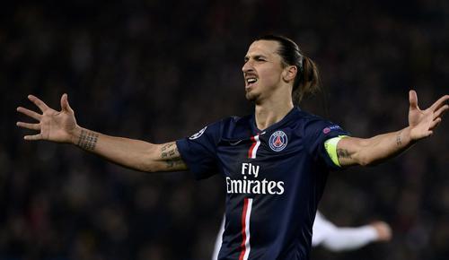 Paris Saint Germain 3 - 1 Ajax Amsterdam (Cúp C1 Champions League 2014-2015, vòng bảng)